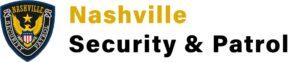 Nashville Security Patrol Logo